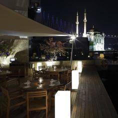 Zuma - Sushi & robata on a terrace in Istanbul