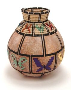 closed coiling on a gourd - Google Search