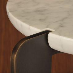 Skram Furniture Company / Drop Side Table