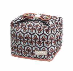 cinda b Cosmetic Bag II - X-Large, Neptune - free shipping