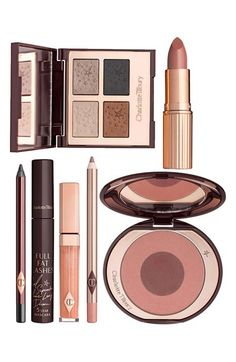 Charlotte Tilbury 'The Supermodel' Set ($246 Value) Re-create The Supermodel look with ease thanks to a fabulous set of products by Charlotte Tilbury tucked inside a complimentary makeup bag printed with kisses taken from some of the most iconic women in fashion.