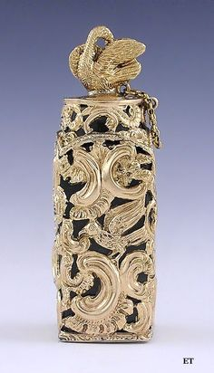 1980 french perfume in frosted glass - Google Search
