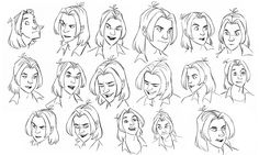 Characater Design and Character Development for Film and TV Character Model Sheet, Character Modeling, Character Design, X Men Evolution, Disney Concept Art, Drawing Expressions, Guy Pictures, Marvel Art, Cultura Pop