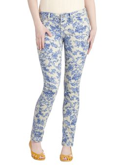 Toile at Once Jeans, #ModCloth