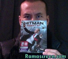 Look what I received in the mail today! Advance copy of Hitman: Agent 47 Movie Blu-Ray. Stay tuned for my review at Ramascreen.com