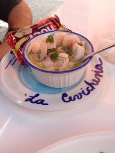 La Cevicheria, from Anthony Bourdain's No Reservations, Cartagena, Colombia