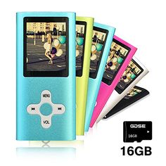 Goldenseller 16GB Mp3 Player Mp4 Player for a Micro SD Card Slot, Media Player, Music Player, Portable Videos Player,Voice Recording Player, With a support of MP3, JPEG, TXT files and WMA (Blue) - http://www.amazon4all.net/goldenseller-16gb-mp3-player-mp4-player-for-a-micro-sd-card-slot-media-player-music-player-portable-videos-playervoice-recording-player-with-a-support-of-mp3-jpeg-txt-files-and-wma-blue/