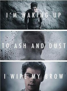Stiles stilinski and Scott McCall, Tyler Posey and Dylan O Brien