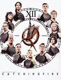 Catching Fire--Quarter Quell Tributes/Victors
