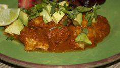 paleo enchiladas from Everyday Paleo