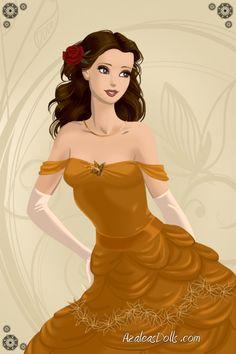 Beautiful Belle by WhisperingWindxx.deviantart.com