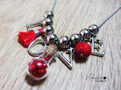 Bohemian jewelryBohemian necklaceGlass di Laboratorio7Bijoux