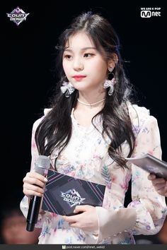Gfriend-Umji Mcount down special global MC Kpop Girl Groups, Korean Girl Groups, S Girls, Kpop Girls, Kim Ye Won, Gfriend Sowon, Innocent Girl, Latest Music Videos, Cloud Dancer