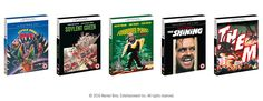 Win a Premium DVD Bundle