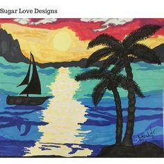 Saw this and recreated for my ❤️ Summer Please!!! Art www.sugarlovedesigns.net #illustration #art #artsy #artist #hippie #hipster #boho #bohochic #instaart #instaartist #instagood #instagramers #artlovers #artlife #life #love #loveit  #lifestyle #africanamericanart #livelovelaugh  #summer #sun #beach #water  via ✨ @padgram ✨(http://dl.padgram.com)