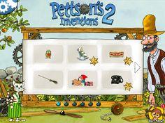 Pettson's Inventions De Filimundus AB Sobre los cuentos de Pettson +6