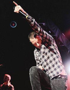 Chester Bennington - rockstar