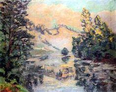 Landscape of Creuse - Armand Guillaumin