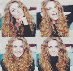 Aspyn Ovard- I LOVE HER HAIR!!! watch this video of how to get your hair like that on her channel on youtube