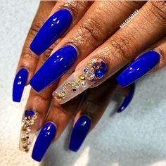 """Now they're calling it """"nail art"""" and """"nail sculptures"""" and all this crap. When black women were the main ones doing it, it was just """"ghetto""""."""