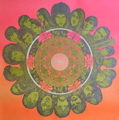 Bob Dylan, Cass Elliot, Eric Burdon, Ravi Shankar, The Rolling Stones, The Beatles, Maharishi Mahesh Yogi, Donovan, Jimi Hendrix, The Monkees, Joan Baez