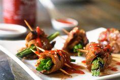 Seitan Negimaki | 38 Awesome Vegetarian GrillingRecipes