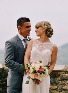Peter Trends Real Life Bride - Stefania & Simon