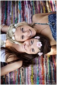 Boho Sisters by Kristi Bailey on 500px Possible fun shot with mother and daughter
