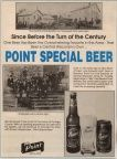Point Special Beer from Brewer Brad's history gallery.