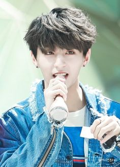 Rookie idol Y from Golden Child grabs attention as BTS' Jungkook's look-alike   allkpop.com