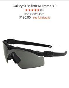 46536ff3da Oakley SI Ballistic M Frame 3.0 Military Glasses  fashion  clothing  shoes   accessories