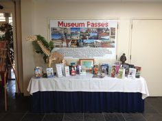June Display Table in Northport