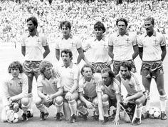 N Ireland at the 1982 World Cup finals