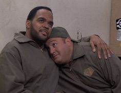 """Deacon & Doug.. Best bromance on television. """"King Of Queens"""""""