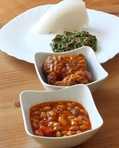 Going local with traditional zambian dishes a new savannabel post zambia in the kitchen with kanta traditional zambian meal forumfinder Choice Image