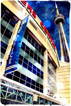 Rogers Centre and CN Tower taken by Jason Bleakley, Principal of Steelmark Business Services
