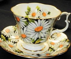 "Royal Albert ""Sylvia""   Black"