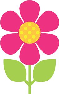 View Design #16324: dot flower