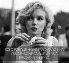 16 Lecciones de vida que nos enseñó Marilyn Monroe