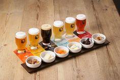 店内で醸造したビールを飲み比べ♪「SPRING VALLEY BREWERY TOKYO」代官山に登場 | ガジェット通信