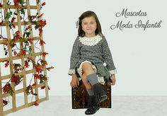 #modainfantil #otoñoinvierno #lamartinica Sweaters, Dresses, Fashion, Kids Fashion, Girls Dresses, Pets, Vestidos, Moda, Fashion Styles