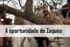 A oportunidade de Zaqueu | O Pregador