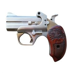 The Bond Arms Patriot is a Derringer style pistol that is a popular choice for concealed carry and personal defense. Personal Defense, Concealed Carry, Hand Guns, Bond, Weapons Guns, Firearms, Pistols, Handgun, Conceal Carry