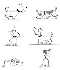 dog sketch   ★ || CHARACTER DESIGN REFERENCES™ (https://www.facebook.com/CharacterDesignReferences & https://www.pinterest.com/characterdesigh) • Love Character Design? Join the #CDChallenge (link→ https://www.facebook.com/groups/CharacterDesignChallenge) Share your unique vision of a theme, promote your art in a community of over 50.000 artists! || ★
