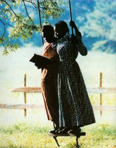 """The Color Purple"" (1985). DIRECTOR: Steven Spielberg."