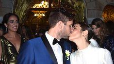 Αναστασία Καίσαρη & Thomas Percy: Ο λαμπερός γάμος του ζευγαριού χθες βράδυ στο Κολωνάκι