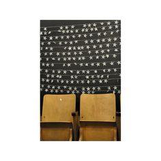 bobine étoiles blanches, The fabulous garlands pour le VDJ