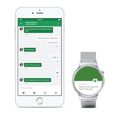 Google's Android Wear smartwatches now work with iPhones. #Android #Google @MyAppsEden  #MyAppsEden