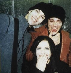 Cutest photo of Placebo ever