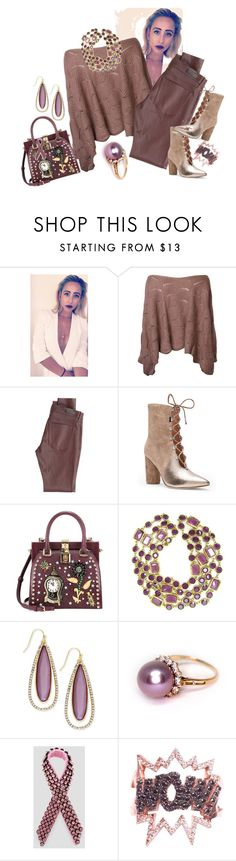 """""""leatherLeggings!?"""" by kloeyblue ❤ liked on Polyvore featuring AG Adriano Goldschmied, Sigerson Morrison, Dolce&Gabbana, Chanel, INC International Concepts, Ashley Stewart and Diane Kordas"""